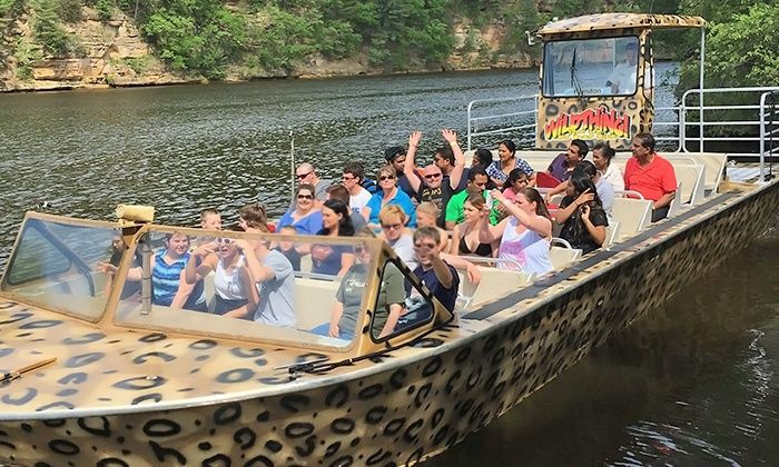 Wild thing jet boat tour wisconsin dells jet boat tour for two wild thing jet boat tour wisconsin dells jet boat tour for two or sciox Gallery