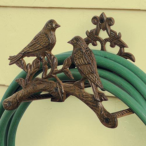 hose holder for sale | Metal Hose Holders, Bird Hose Holder ...