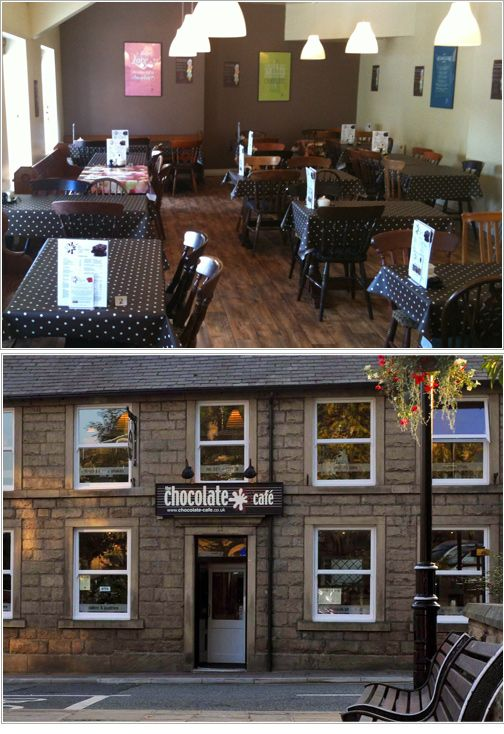 The Chocolate Cafe Ramsbottom Coffee Shop Places Ive
