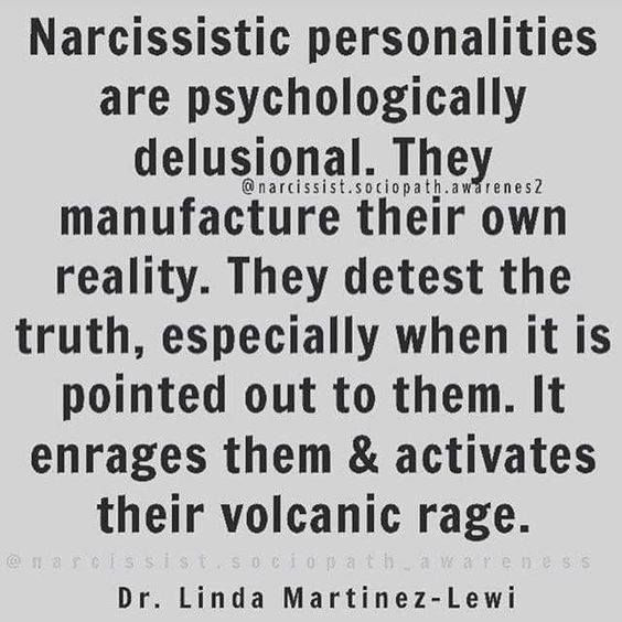 How you know you're not the narcissist: your proof