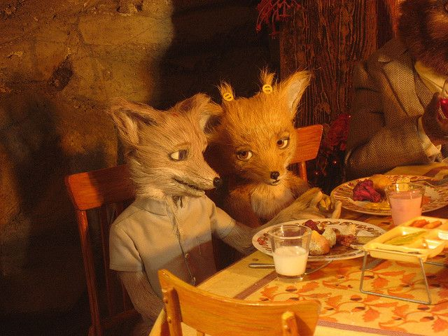 109 Fantastic Mr Fox Wes Anderson Movies Mr Fox