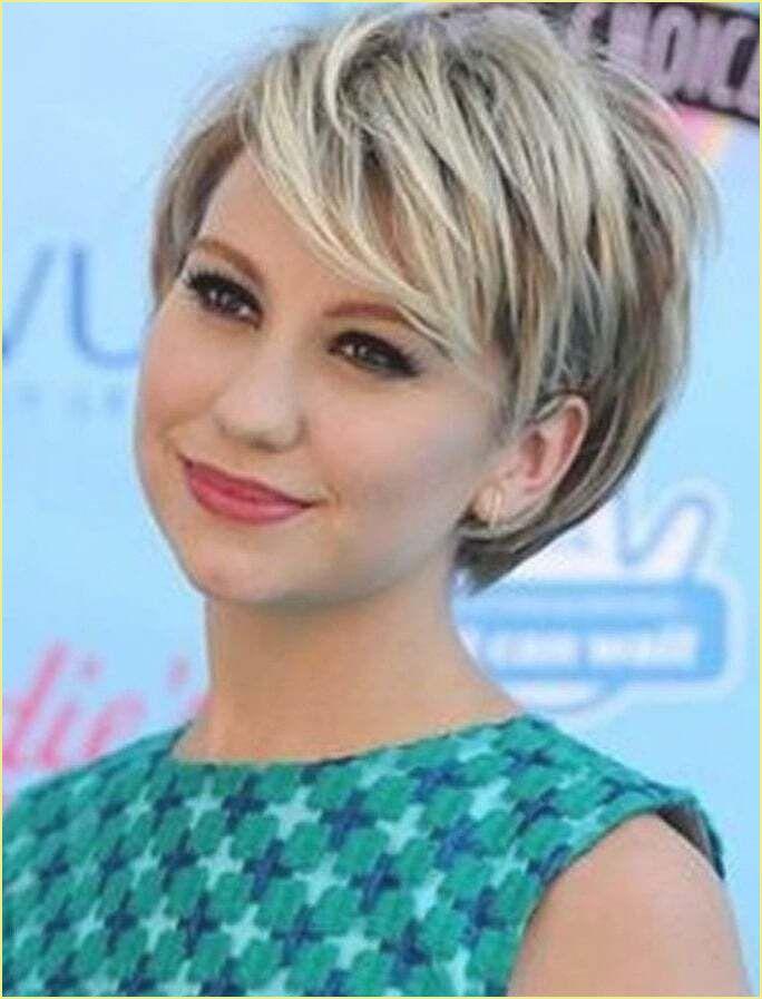 die schönsten trendfrisuren frisuren kurz rundes gesicht