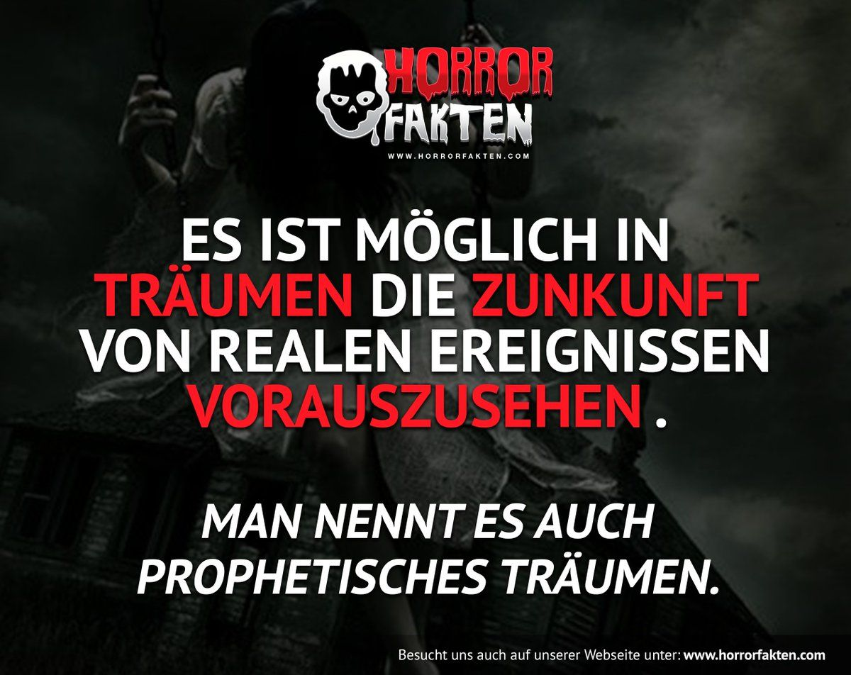 Horror Fakten (@HorrorFaktenOf) | Twitter | Auf alle Fälle ...