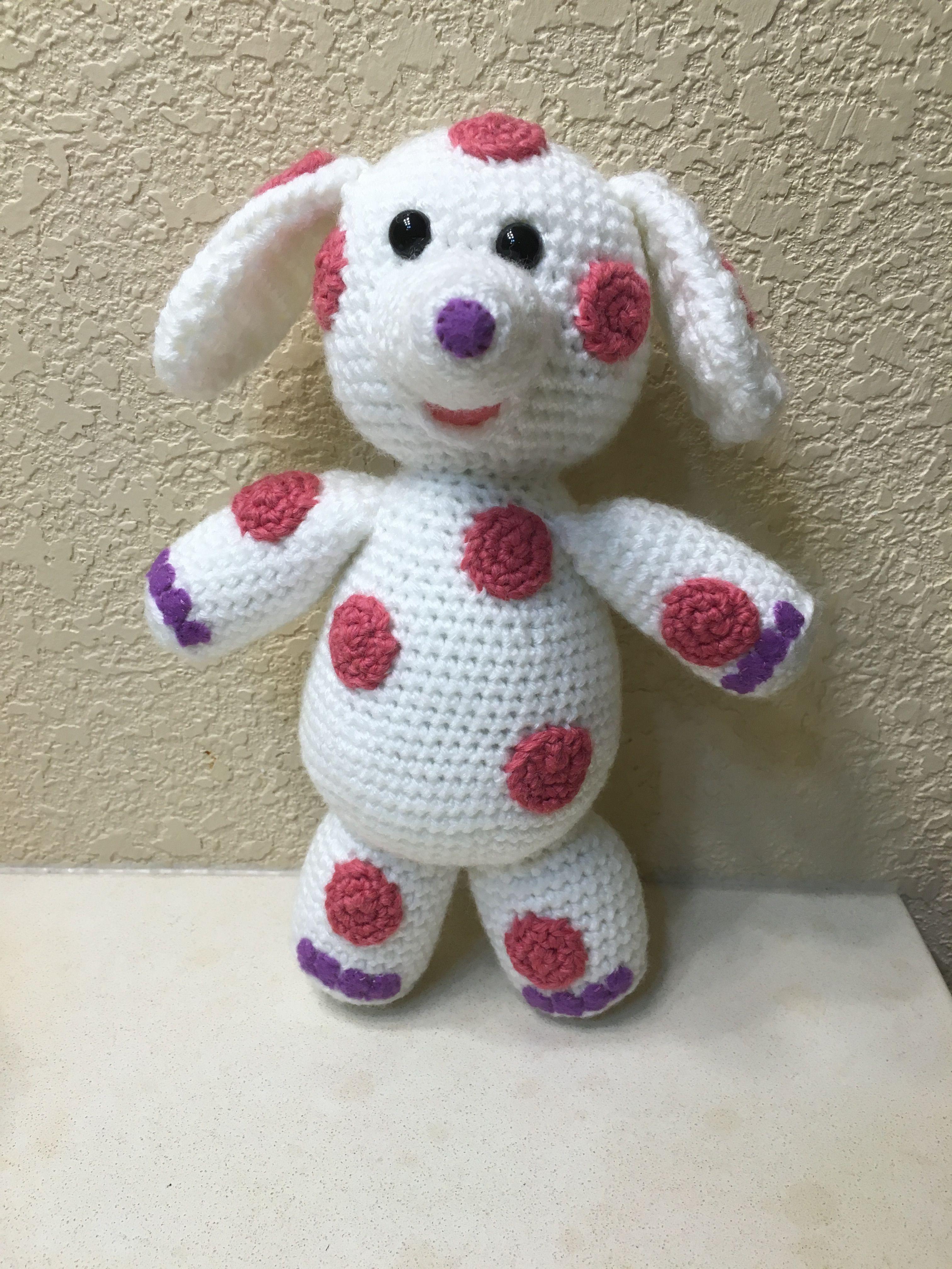 Spotted Misfit Elephant – Free Crochet Pattern | Crochet, Amigurumi ...