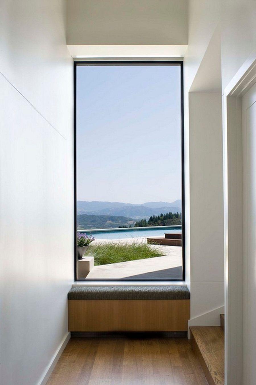 Top 10 Window Seat Designs Modern Entry Contemporary Windows
