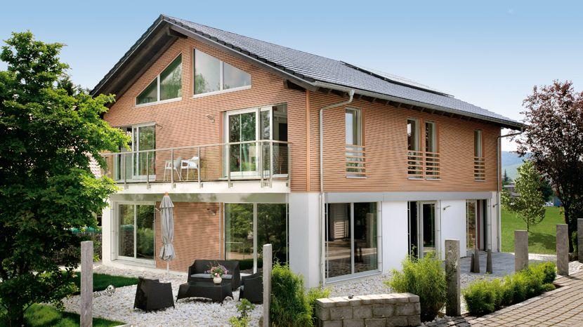 Schworer Musterhaus In Fellbach Bei Stuttgart Schworerhaus Schworer Haus Haus Hauswand