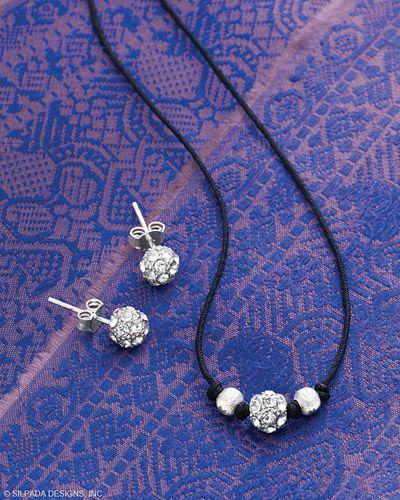 Mirror Ball Studs Earrings Silpada Designs Fashionable Silpada