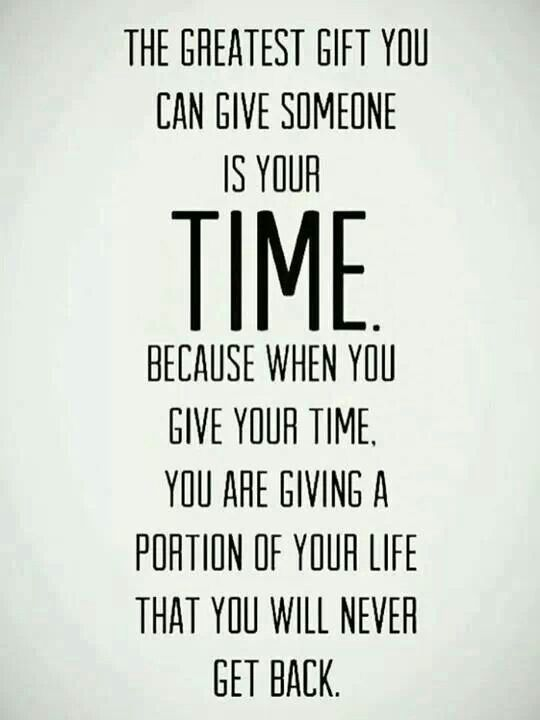 giving time tenth quotes time quotes quotes to live by