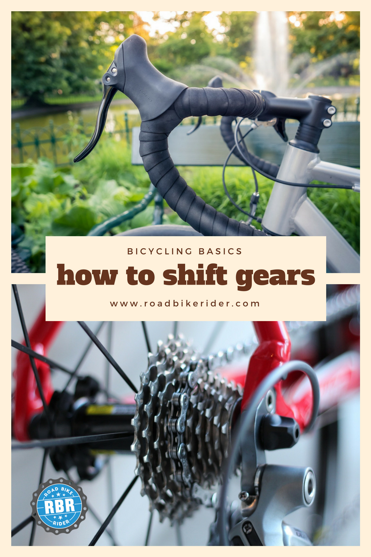 Learn How To Shift Your Road Bike Correctly So You Can Ride Better