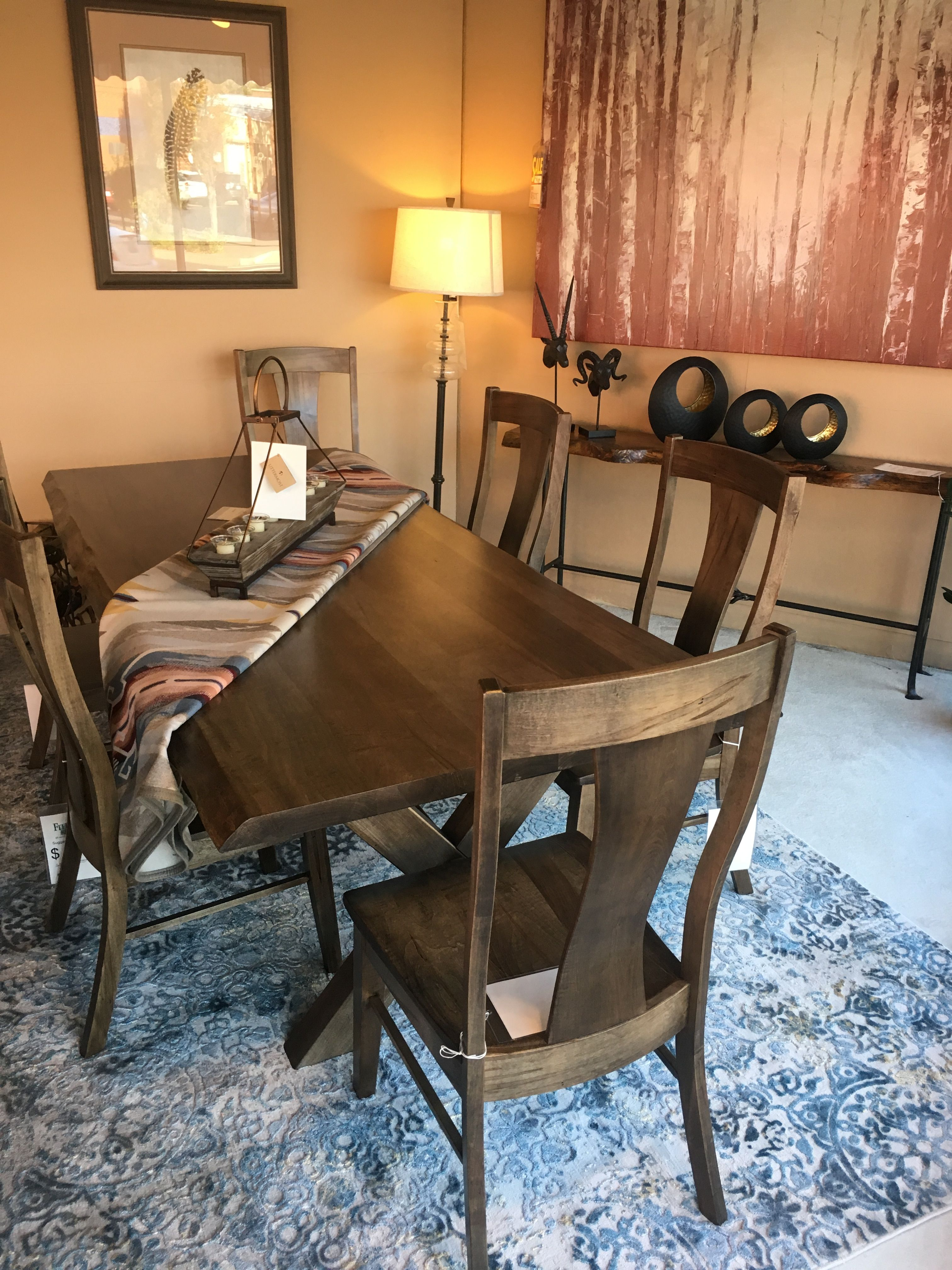 Dining Room Collection By Simply Amish Fitterer S Furniture