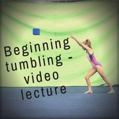 beginning forward roll and handstand drills  gymnastics