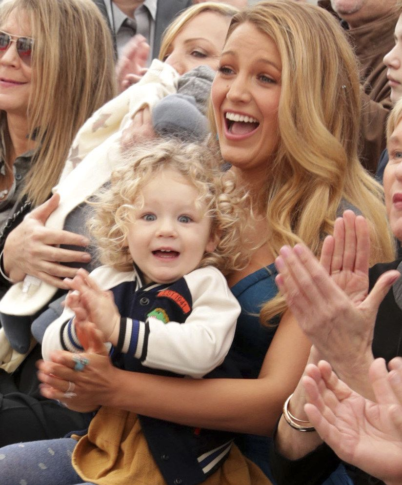 Nothing Will Ever Be As Adorable As Blake Lively And Ryan ...