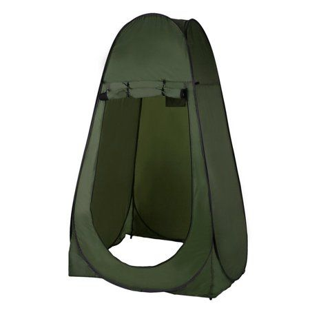 portable pop up privacy tent perfect outdoor changing room or rh pinterest com Portable Tent Chair Pop Up Toilet Tent