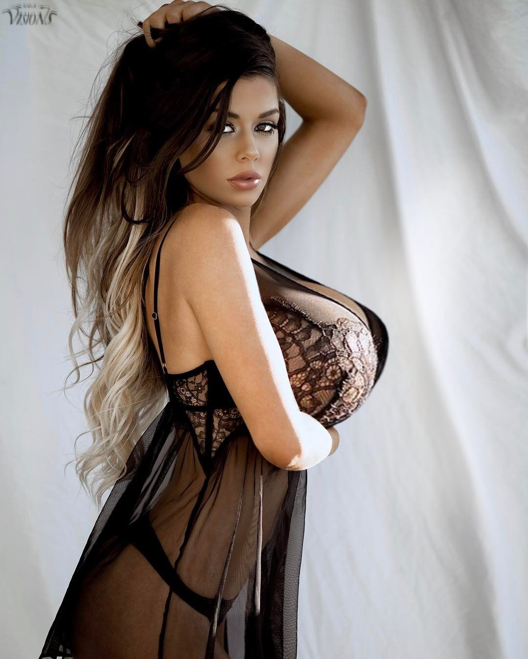 Think, busty pregnant brunette necessary