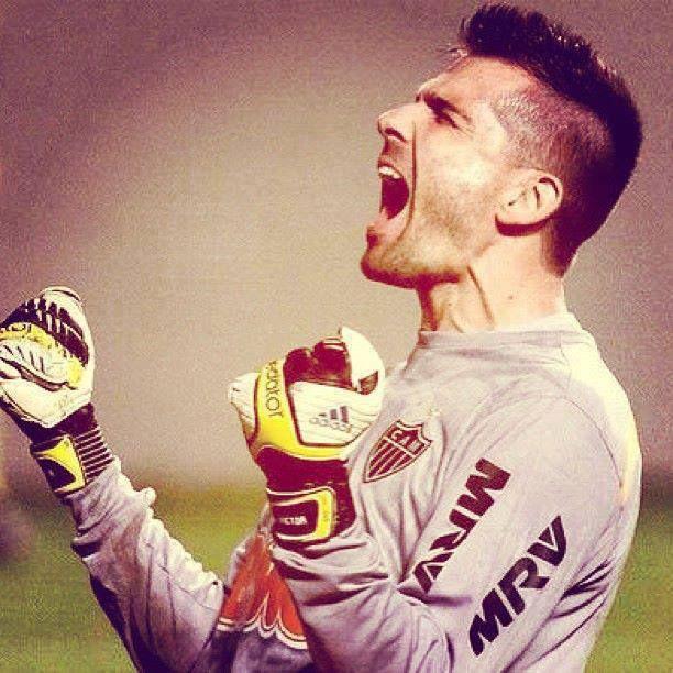 pqp, é o melhor goleiro do Brasil .. VICTOR