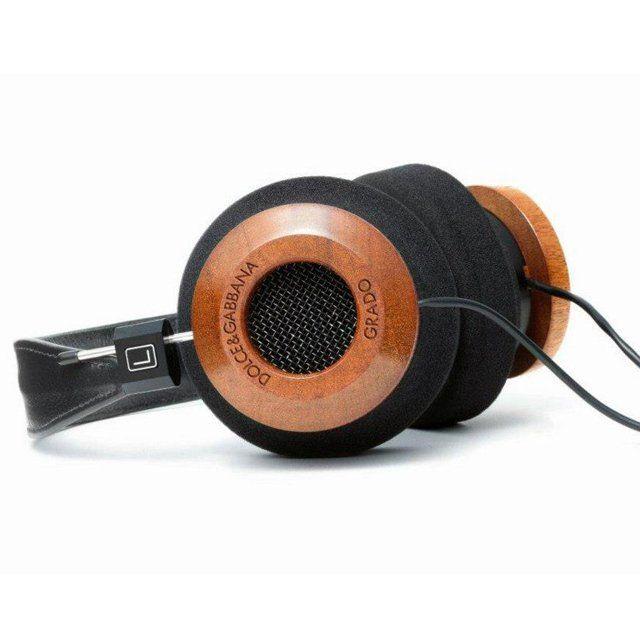 dolce & gabbana headphones by grado labs mahogany wood Dvd Wiring Diagram grado headphones wiring diagram