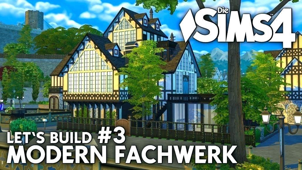 Sims 4 Haus Ideen Tolle Sims 4 Haus Bauen Sims 4 Haus Bauen Ideen House Styles Modern Building