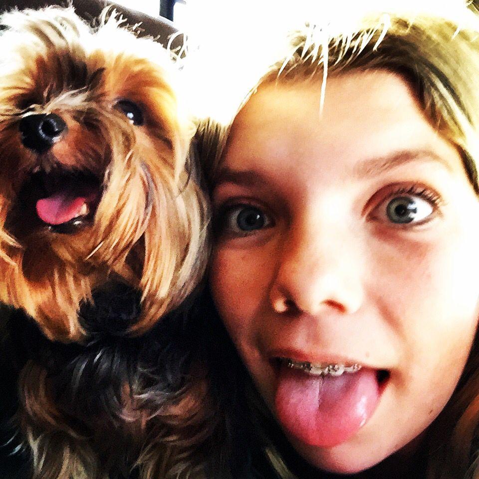 Love my doggy!