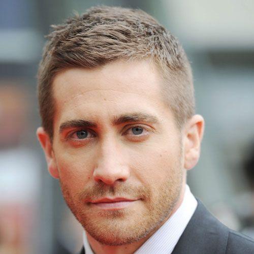 Jake Gyllenhaal Haircut   Men's Hairstyles Today