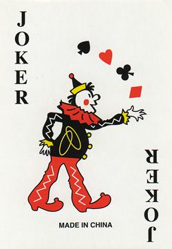 Joker Playing Cards Joker Playing Card Joker Card Unique Playing Cards