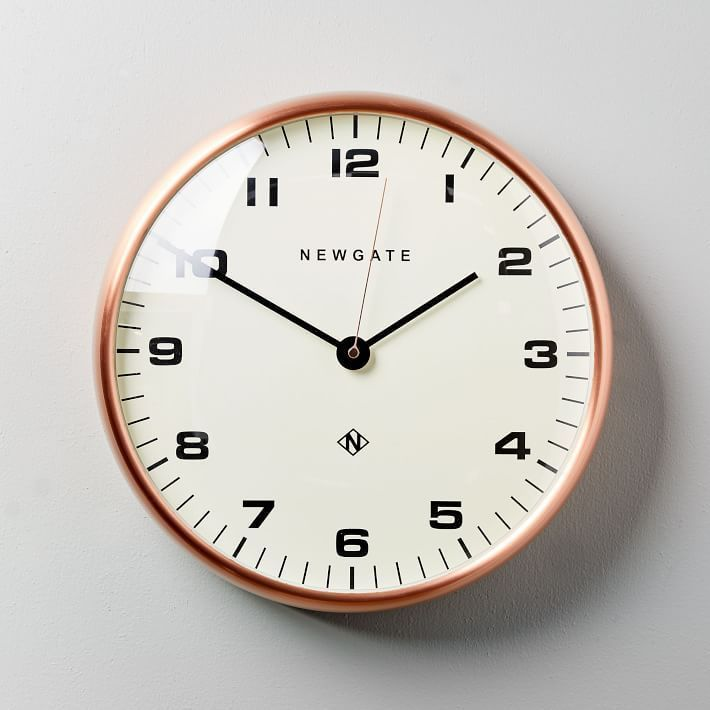 Chrysler Wall Clock Big wall clocks, Clock, Modern clock