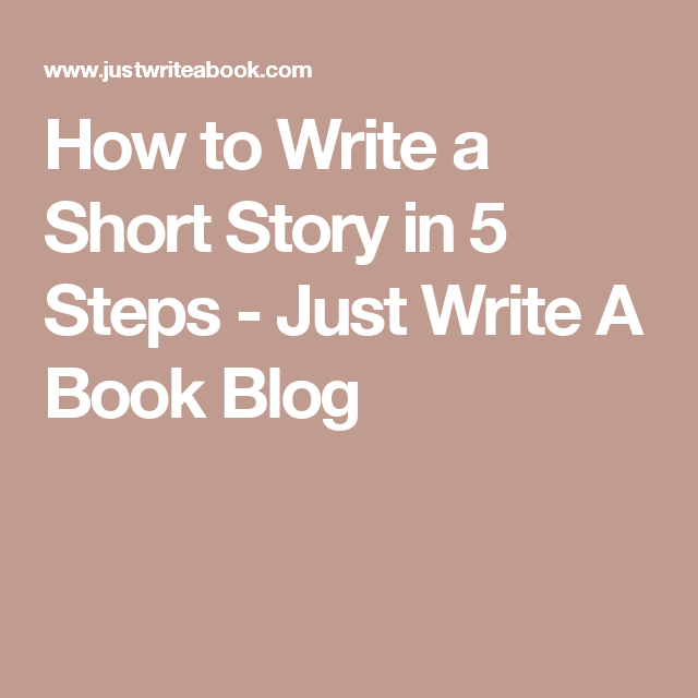 How To Write A Short Story In 5 Steps (With Images)