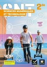 Sciences Numeriques Et Technologie 2de Ed 2019 Manuel Eleve Livre Numerique Telechargement Livres A Lire
