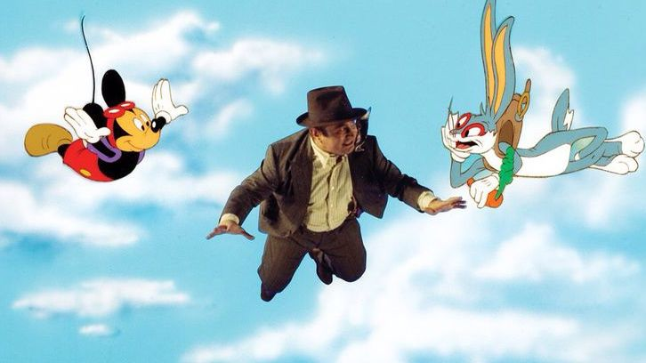 Who framed roger rabbit mickey mouse eddie bugs bunny for Bunny williams wikipedia