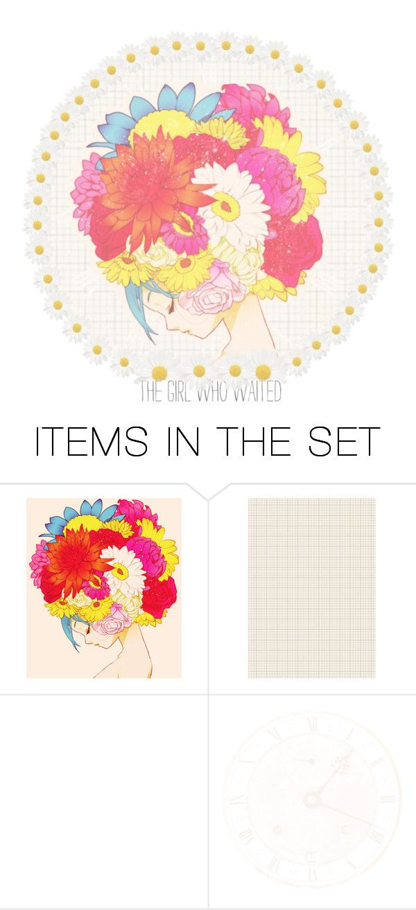 """The girl who waited"" by animefollower ❤ liked on Polyvore featuring art"