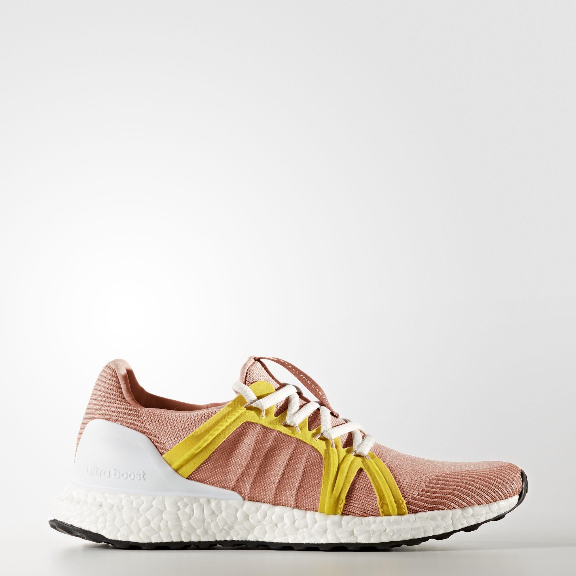 Women's UltraBoost Shoes, Adidas X Stella McCartney.