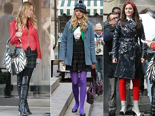 gossip girl winter outfits - Google Search | Gossip girl ...