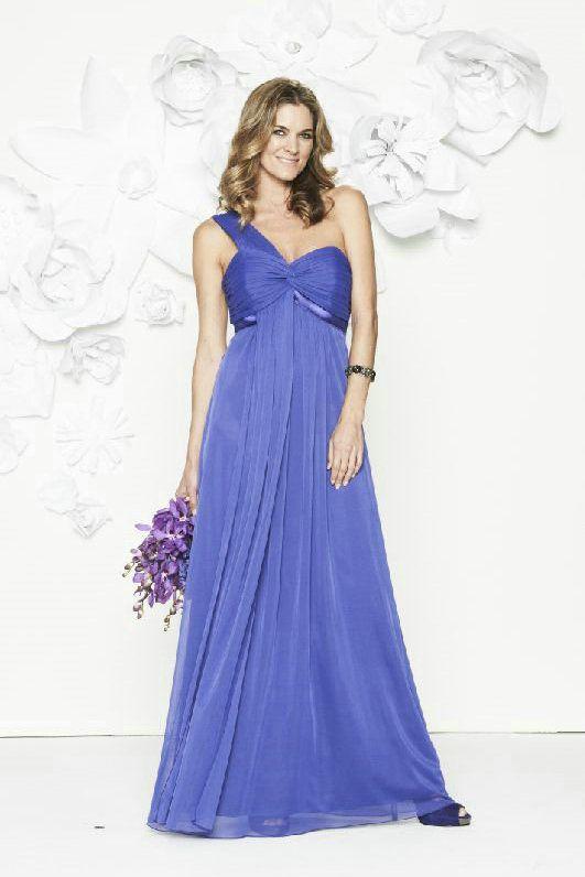 Royal Blue Maternity Bridesmaid Dresses