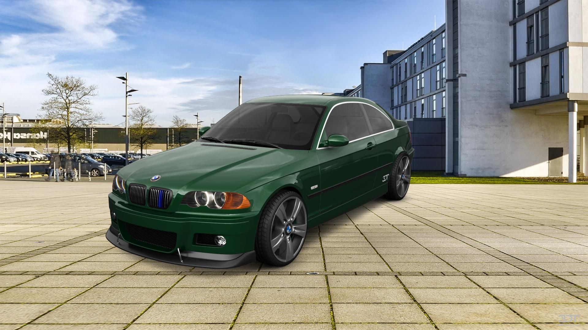 Checkout my tuning BMW 3Series 2001 at 3DTuning 3dtuning