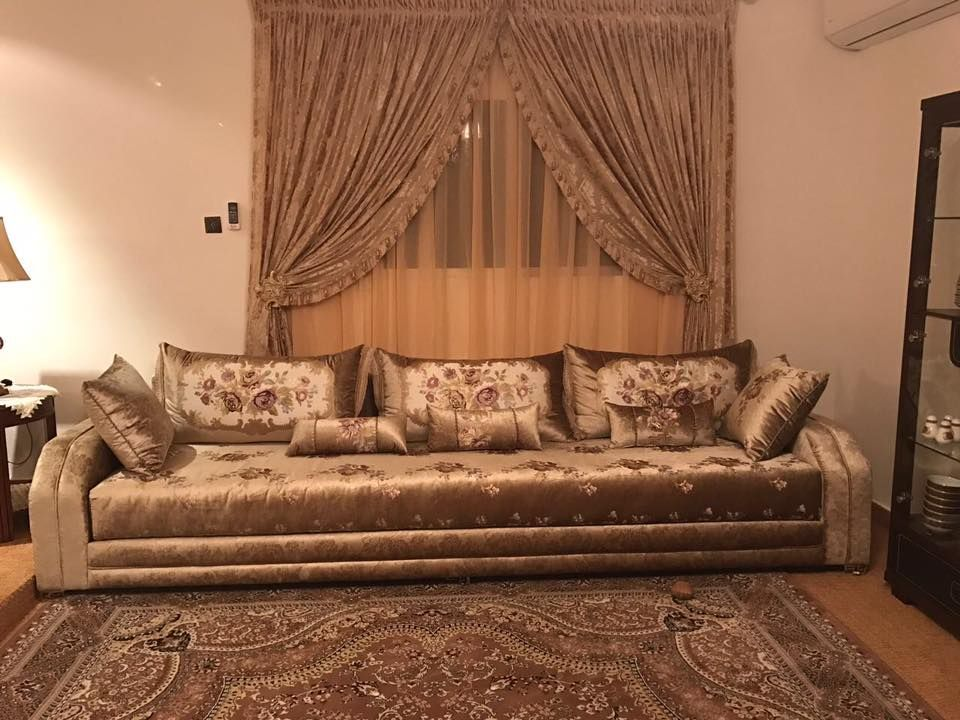 Amenda Decor | Salon marocain traditionnel, Salon marrocain ...
