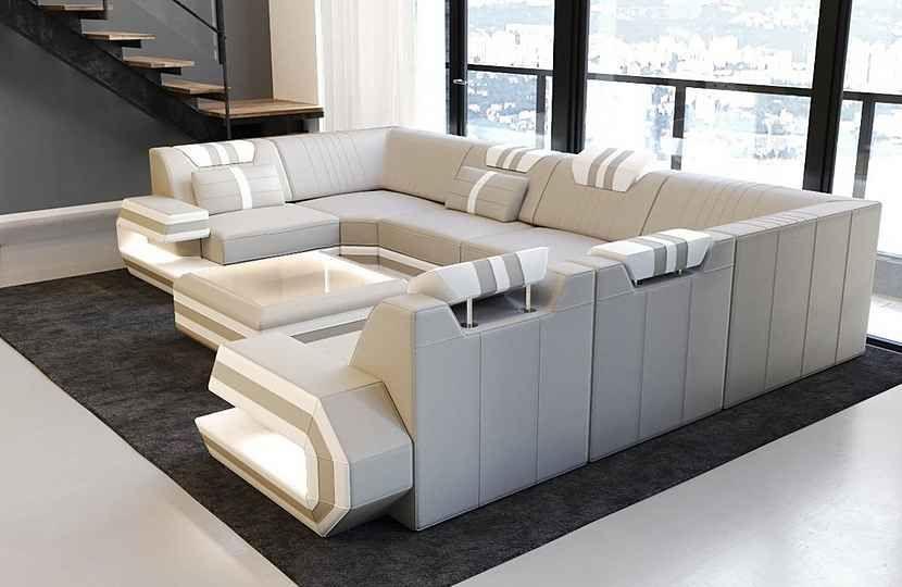 Sofa Dreams Wohnlandschaft Ragusa U Form Kaufen Otto Outdoor Sectional Sofa Sectional Sofa Sofa