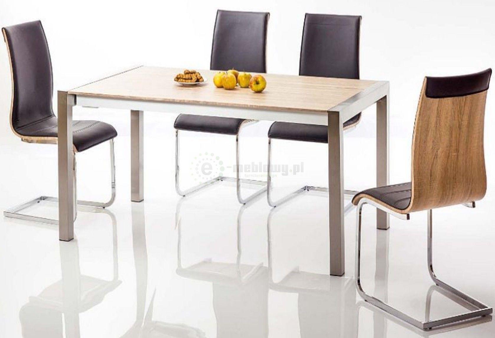 Stol Rozkladany Marco Stol Szklany Nowoczesny Stol Do Jadalni Stol Bar Table Table Home Decor