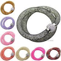 2015 New Stardust Crystal Bracelet Of Women Charm Bracelets ...