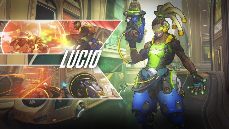 Overwatch: Using characters other than Lucio in Lucioball? Don'-t