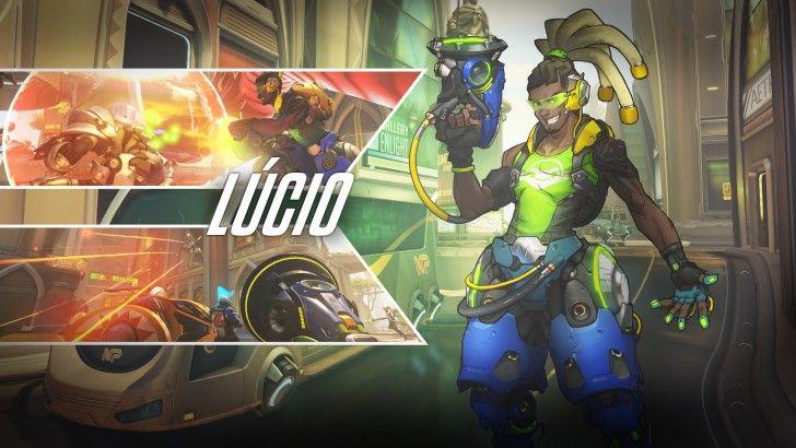Lucio Overwatch Wallpaper By Pt Desu 2560x1440