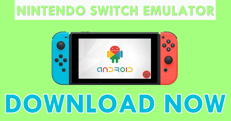 World S First Nintendo Switch Emulator For Android Download Now First Nintendo Nintendo Nintendo Switch