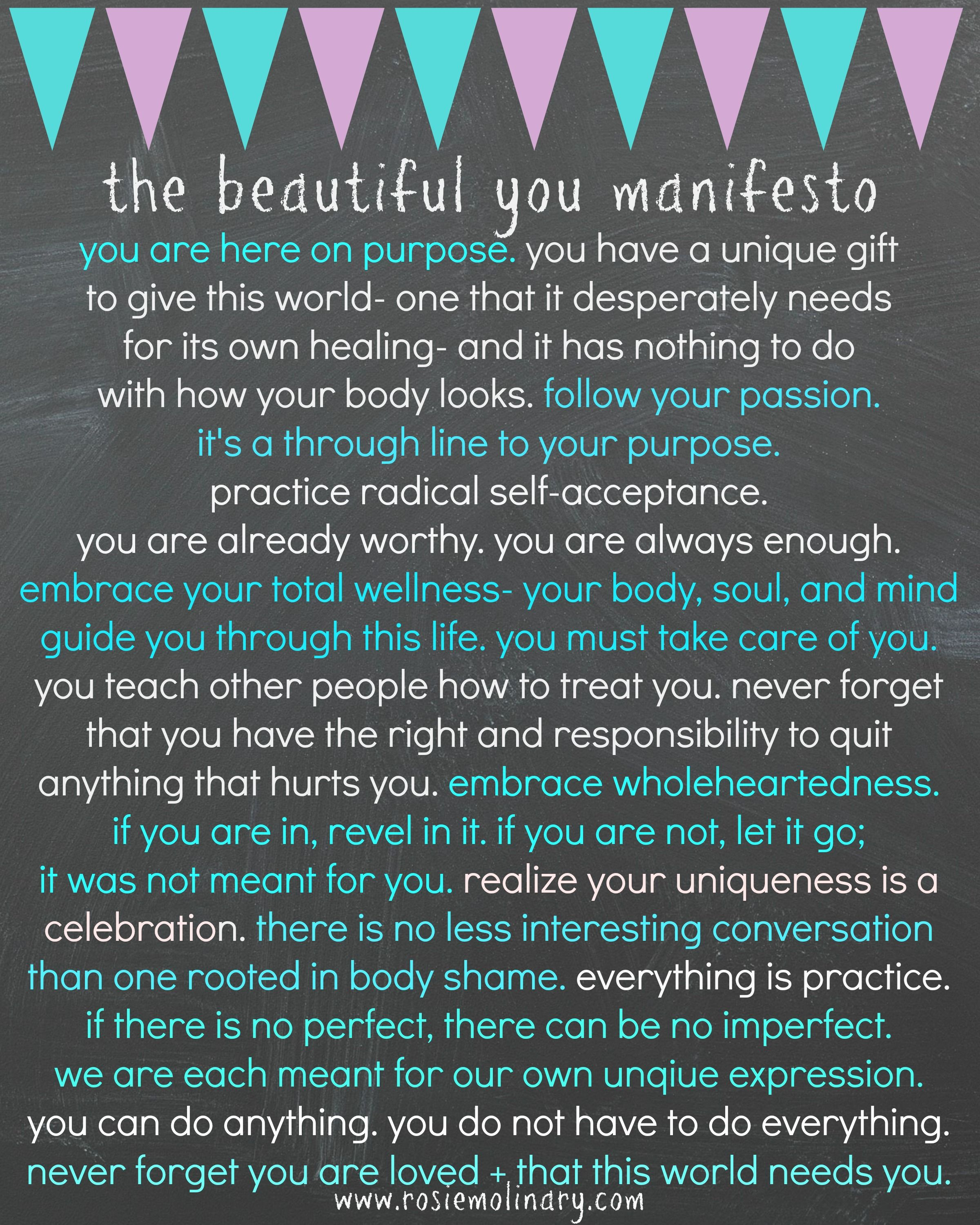 Finals Quotes Awesome Beautiful You Manifesto Final  True Wisdom  Pinterest  Finals . Review