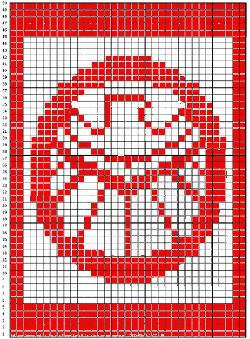 SHIELD Logo Dishcloth Pattern By Captain-Rachel (Tumblr ...