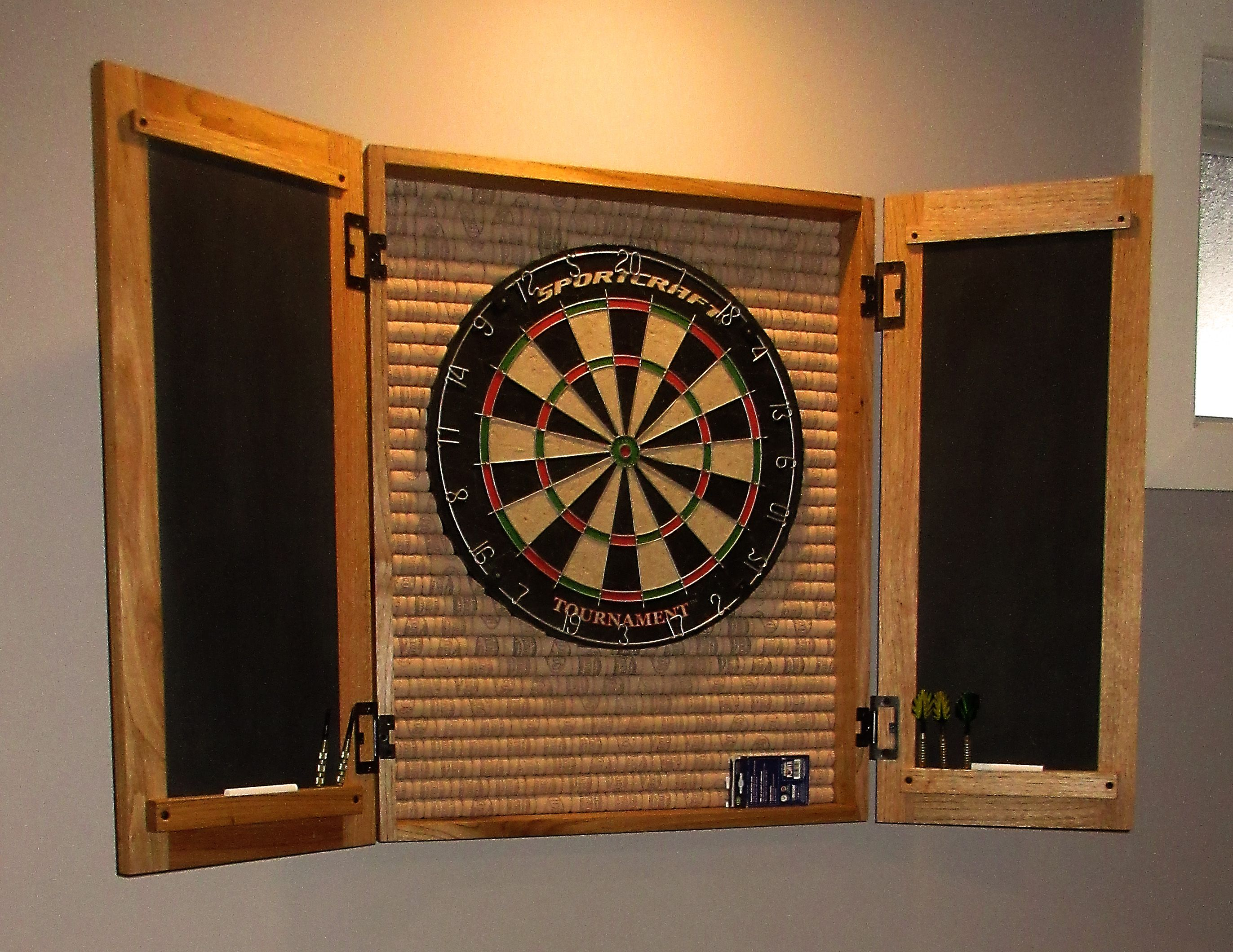 Dartboard Cabinet Dart Board Cabinet Dart Board Dartboard Cabinet Diy