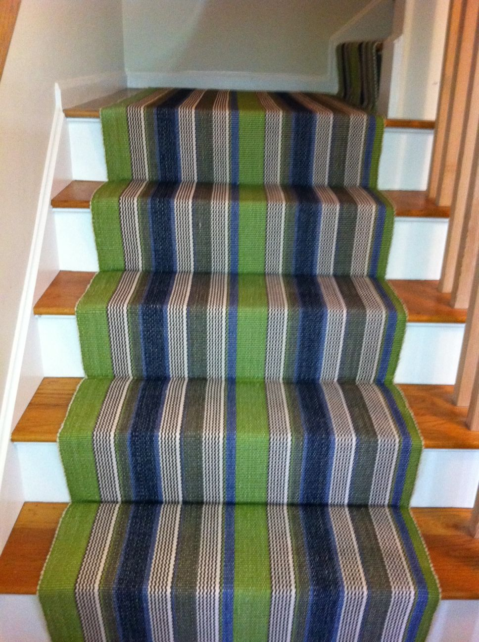 Best Dash Albert Marina Stripe An Indoor Outdoor Runner 400 x 300