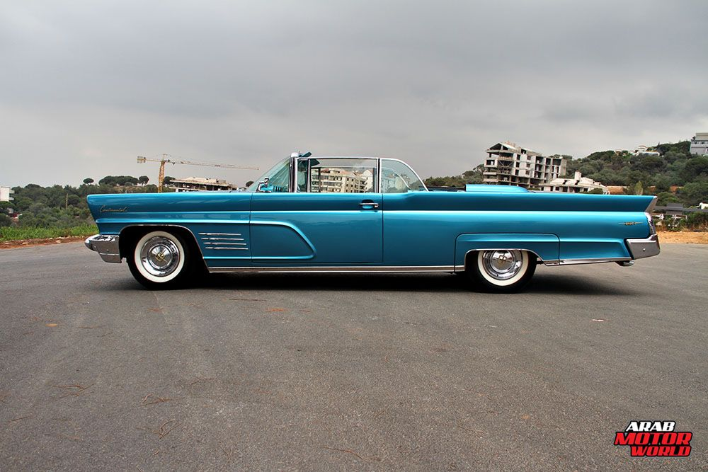 1960 Lincoln Continental Mark V Convertible Classic Cars