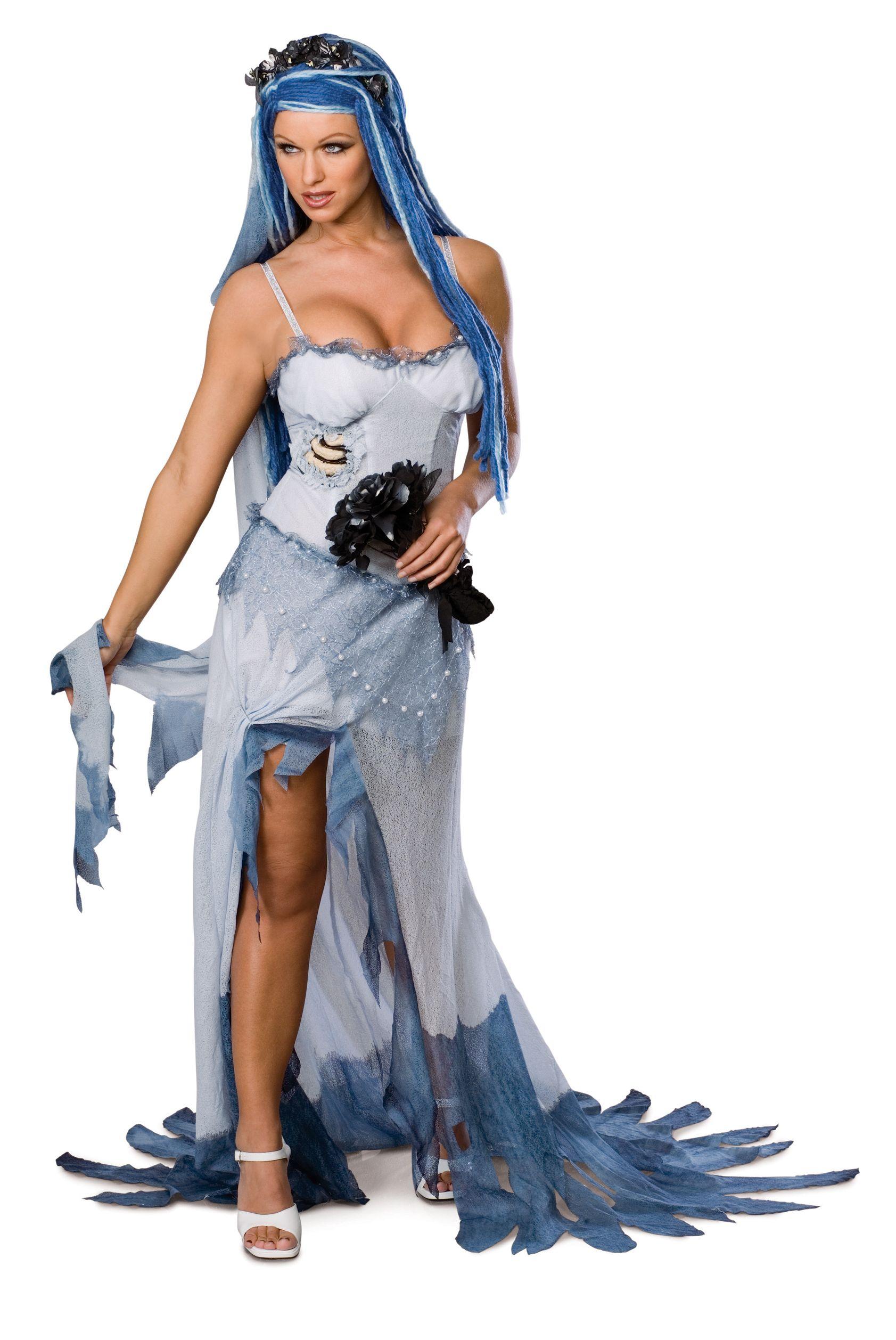 Adult sexy corpse bride md womens halloween costume u holiday