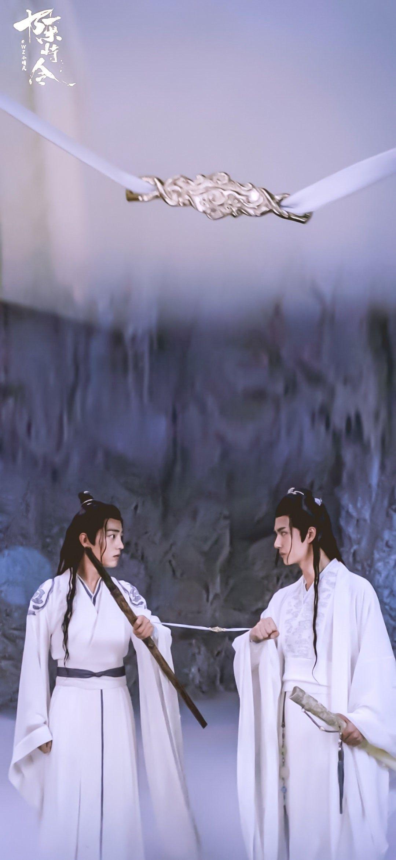 Xiao Zhan 肖战 Wang Yi Bo 王一博 The Untamed 魔道祖师之陈情令 2019 Dao