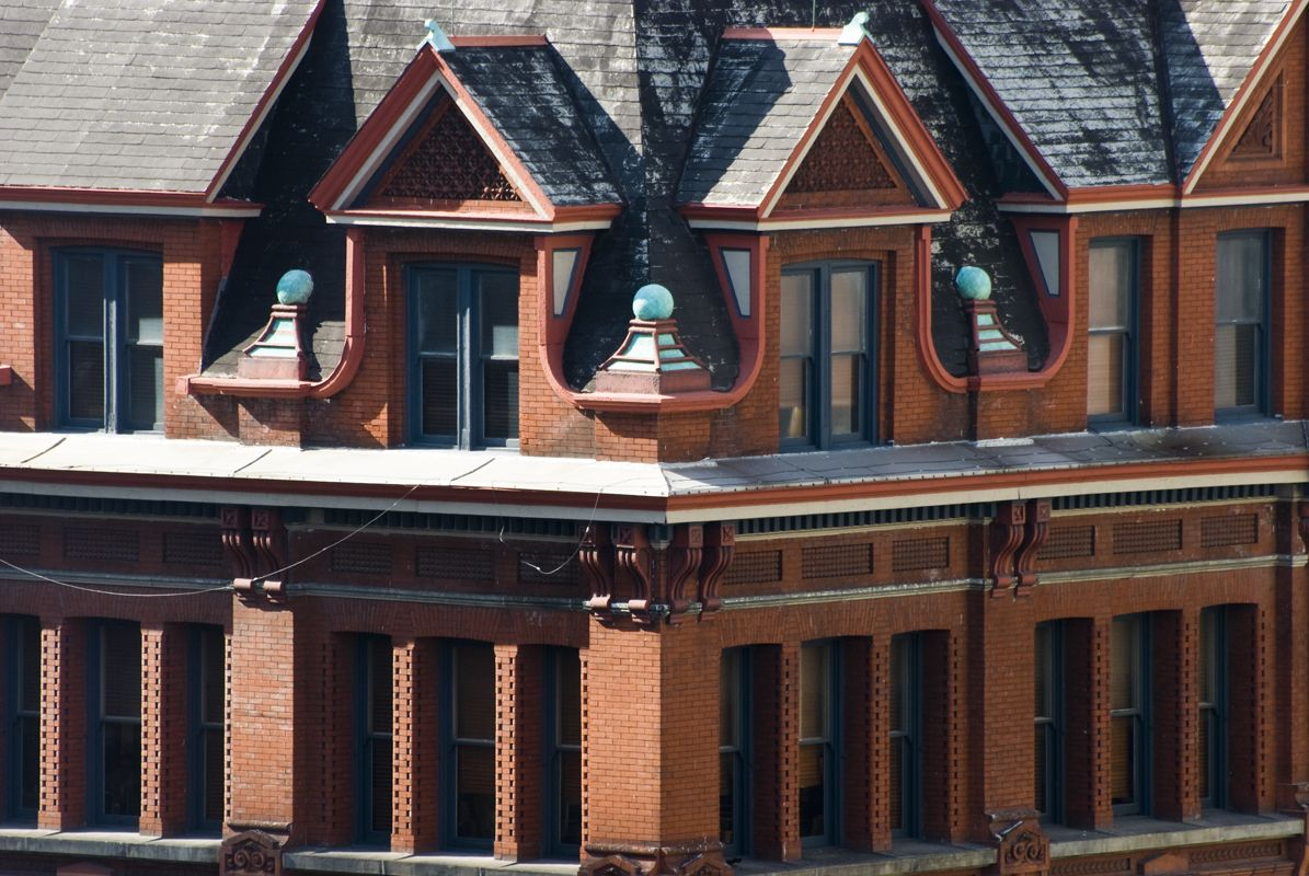 Upper Floors Of The Historic Kuhns Building In Downtown Dayton Ohio Architecture Amazing Architecture Victorian Homes