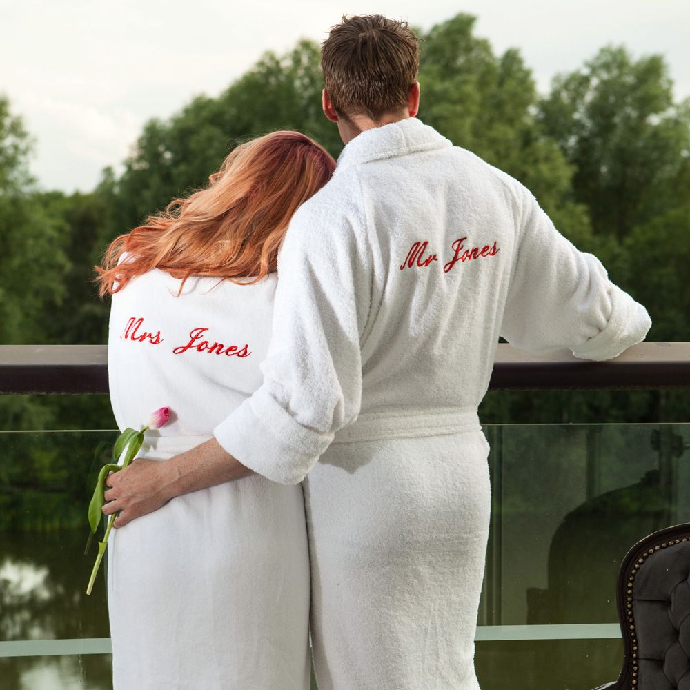 Cute His & Hers Dressing Gowns Images - Wedding and flowers ...