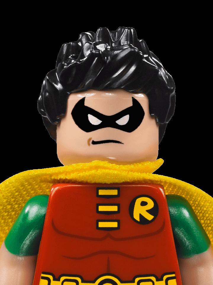 Robin - Characters - LEGO® DC Comics Super Heroes - LEGO ...